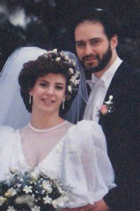 Jonathan and his wife, Julie